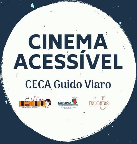 logo cinema acessivel