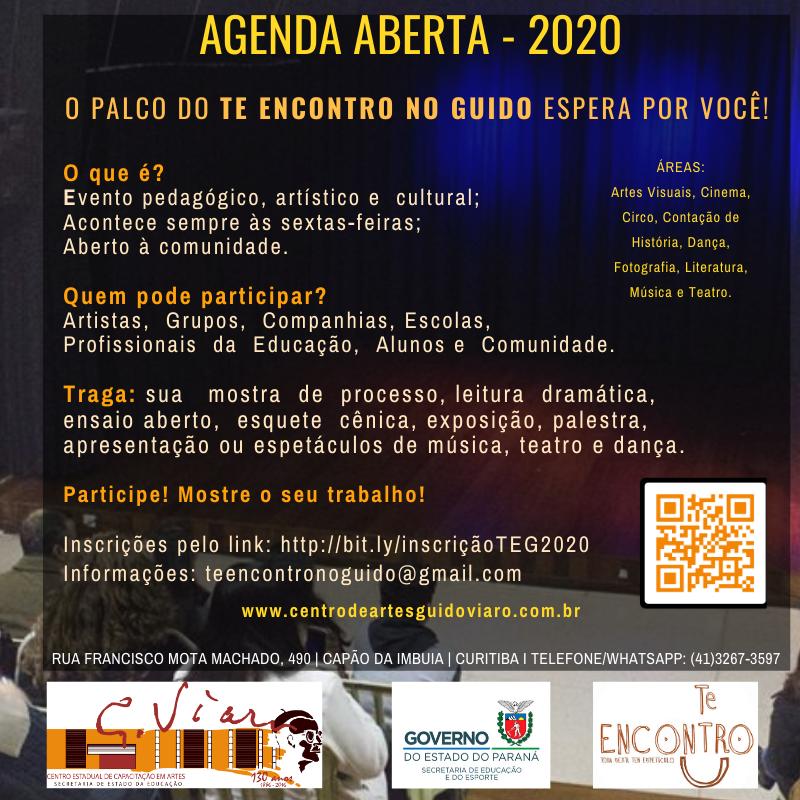2020 - Agenda Aberta Te Encontro no Guido (2)